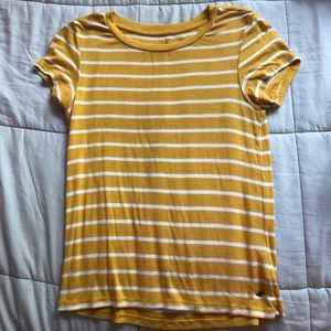 American Eagle Soft & Sexy Striped Shirt
